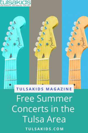 Summer Concerts Pin
