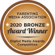 Pma 2020 Digital Media Bronze