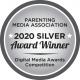 Pma 2020 Digital Media Silver