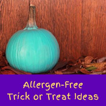 Halloween Allergen Tile