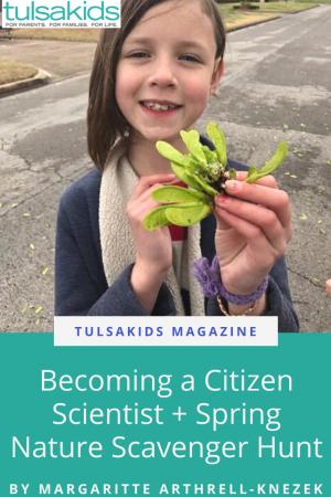 Citizen Scientist Pin