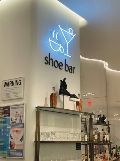 Shoe Bar