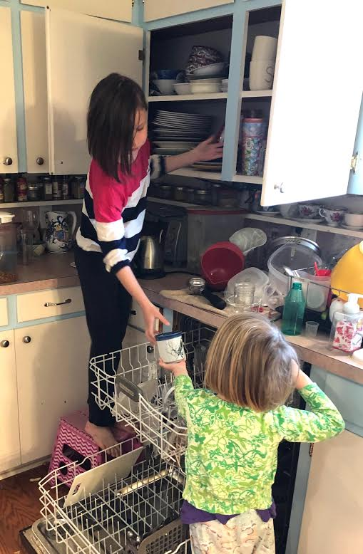 Dishes Away
