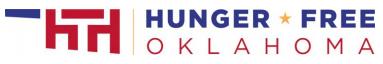 Hunger Free Ok Logo
