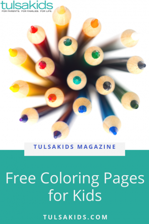 Tk Coloring Page Pin