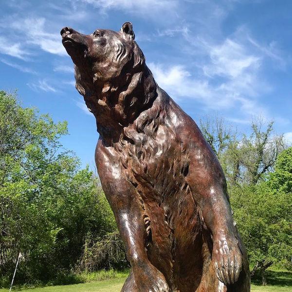 Gilcrease Bear