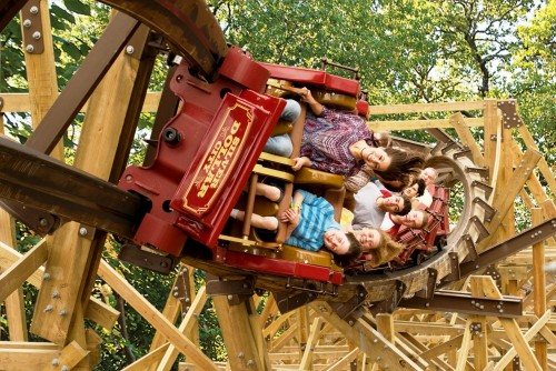 Silver Dollar City Outlaw Run 2
