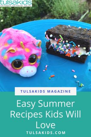Summer Food Pin