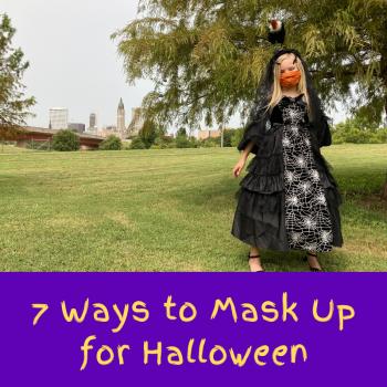 Halloween Masks Tile