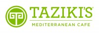 Taz Horizontal Logo Green