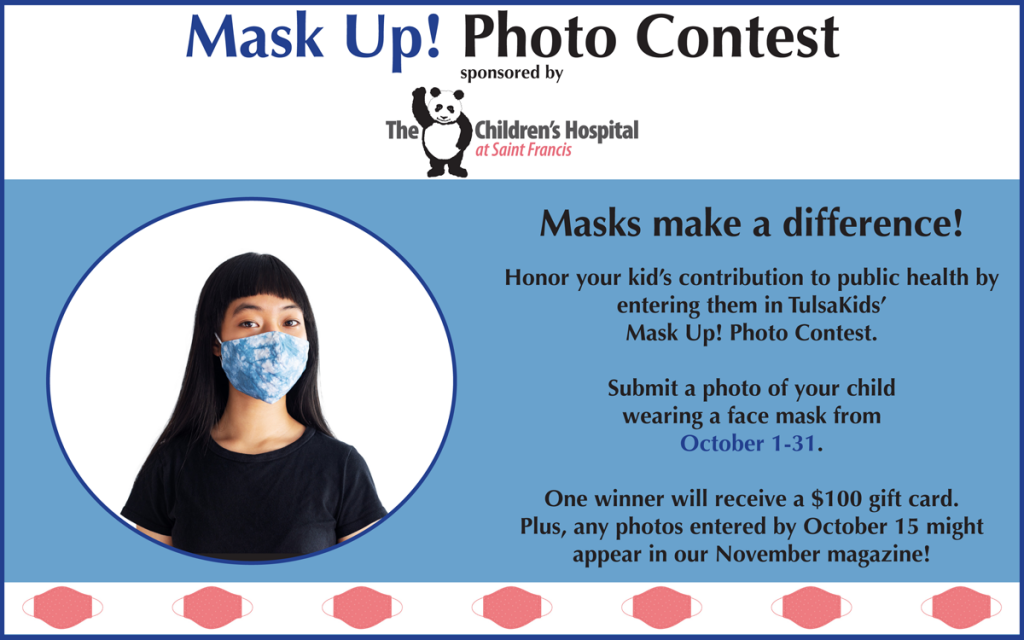 Mask Up Contest Image