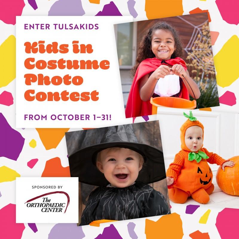 Kids Costume Photo Contest 1080x1080