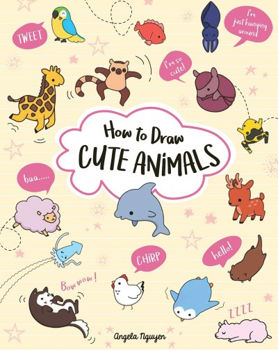 B How To Draw Cute Animals L
