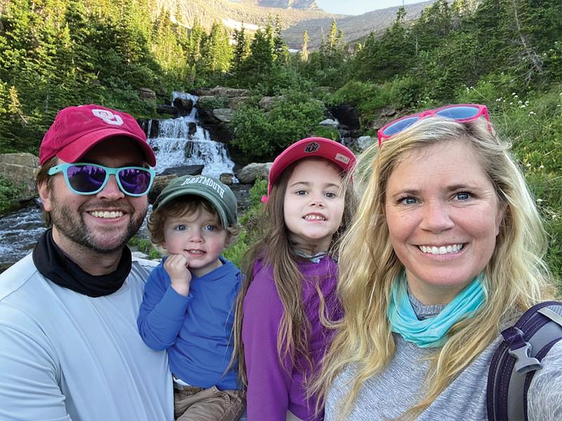 Greencountrygrownup Hutchison Family
