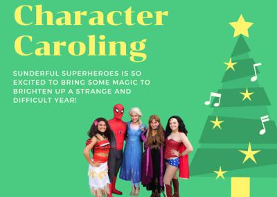 Sunderful Superheroes Gift Guide