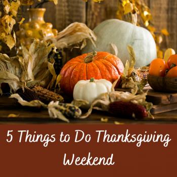 Thanksgiving Weekend Tile