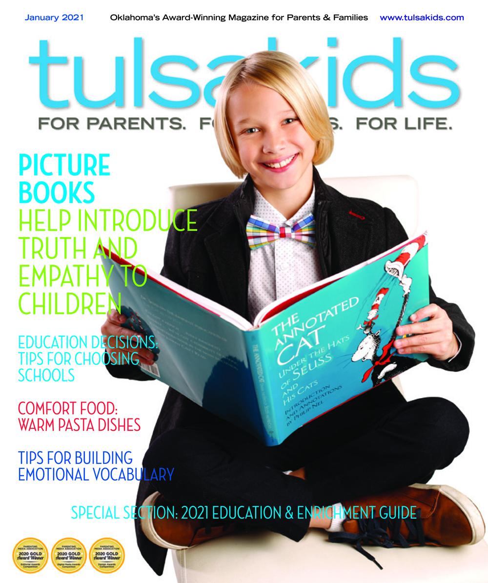 Tulsakids Magazine January 2021 1