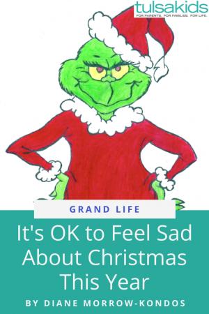 Gl Christmas Pin