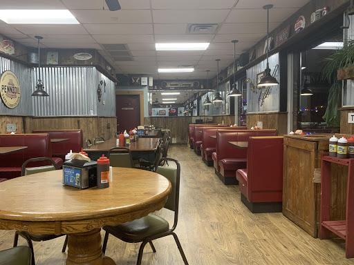 Restaurant Interior Bayou Boyz