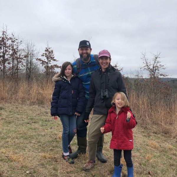 Family Hike Mak