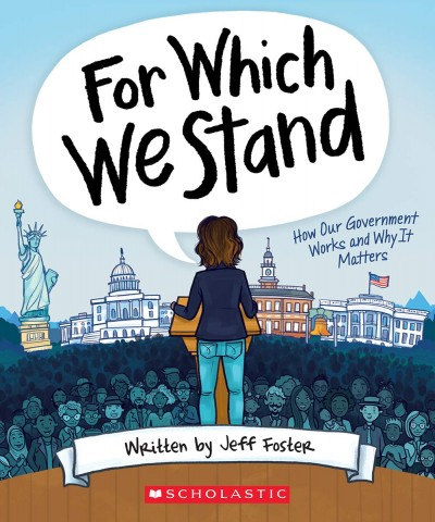 For Which We Stand Cover