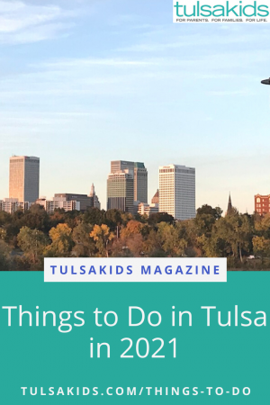Tulsa 2021 Pin