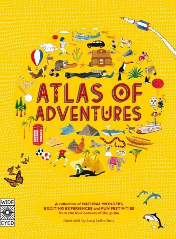 Atlas Of Adventure Book Cover