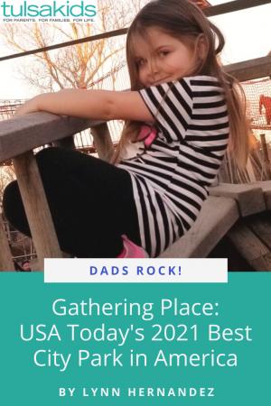 Dads Rock Gp Pin