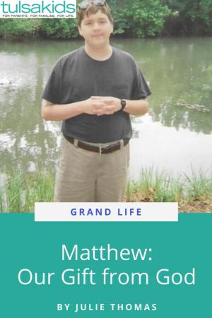 Gl Matthew Pin