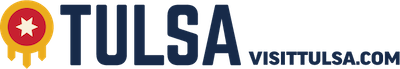 Visit Tulsa Horizontal Logo