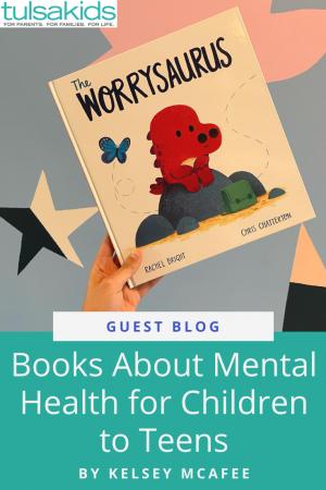 Gb Mental Health Books Pin