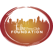 Tulsa Press Club Logo