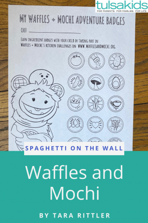 Sotw Waffles Pin