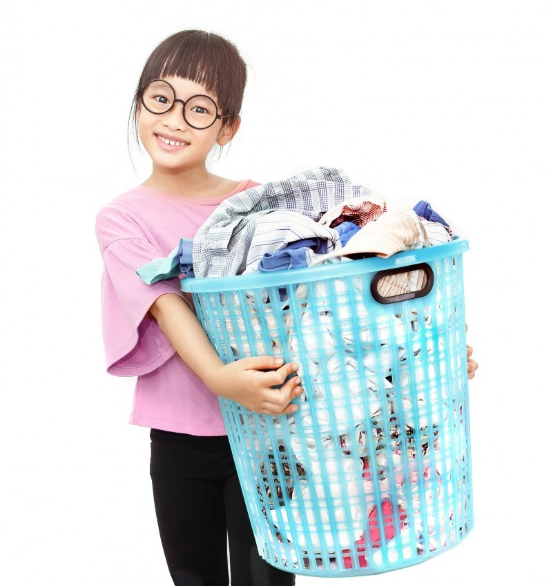 Child And Housework