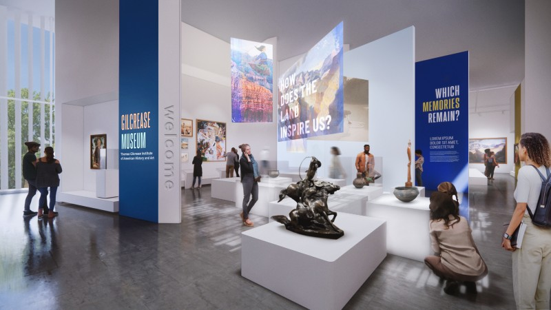 Orientation Gallery Concept