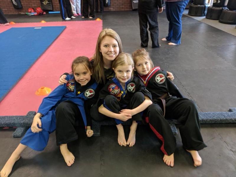 Martial Arts Advantage 5