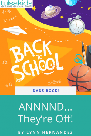 Dads Rock First Day School