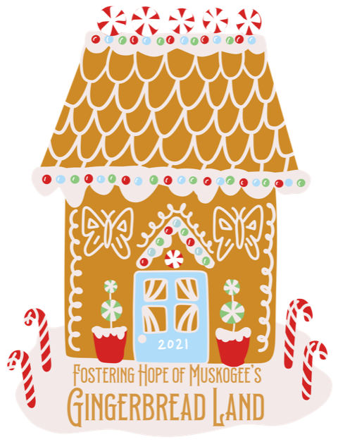 Gingerbread Land Logo 01